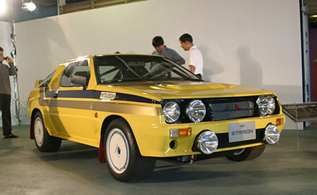 Mitsubishi Starion 4WD