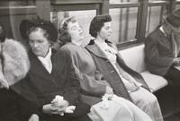 En el metro de Nueva York, por Stanley Kubrick