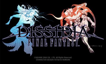 'Dissidia: Final Fantasy' nos llegará en septiembre