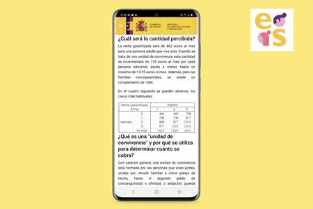 Probamos Escudo Social: la app del Gobierno para consultar las ayudas, planes y medidas contra el COVID