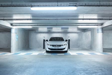 Peugeot 508 Hybrid 2020 2