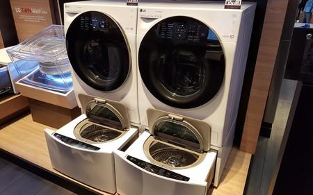 Hay un loco mundo por innovar en las lavadoras y llegar a cobrar 1.500 euros por ellas