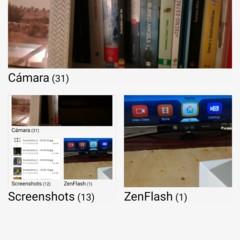 Foto 13 de 14 de la galería asus-zenphone-2-interfaz en Xataka