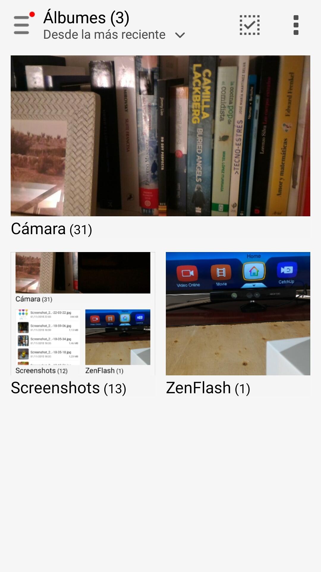 Foto de ASUS ZenPhone 2 interfaz (13/14)