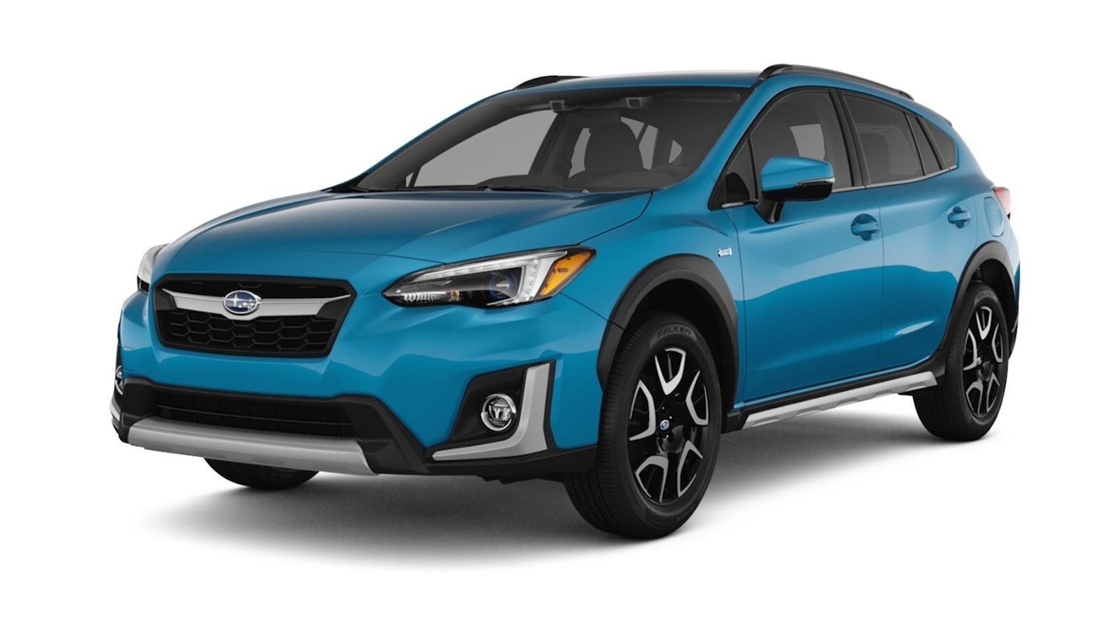 Foto de Subaru Crosstrek Hybrid 2019 (4/16)