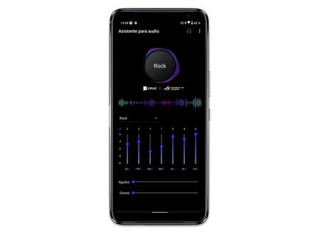 Asus Rog Phone 3 08 Ecualizador