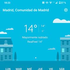 Foto 17 de 25 de la galería android-11-moto-app-launcher en Xataka Móvil