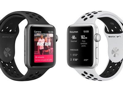 Con el Apple Watch Series 3 Nike+ en Mediamarkt, te puedes ahorrar unos valiosos euros para la cuesta de enero