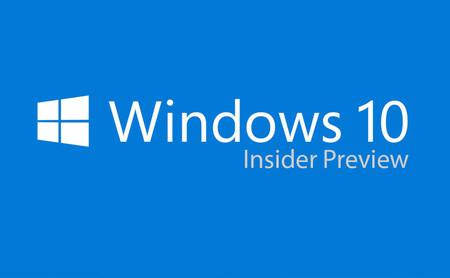 ¿Quieres probar las novedades de Windows 10 antes que nadie? Así puedes formar parte del Programa Windows Insider