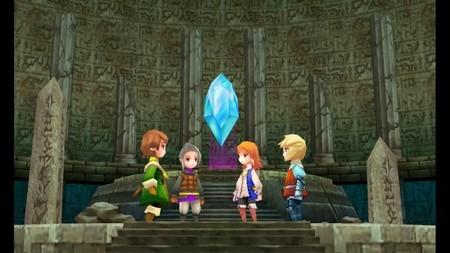 Final Fantasy 3 llega a Steam mañana mismo