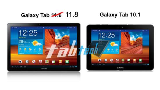 Galaxy Tab 11.8