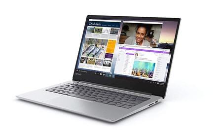 De la gama media de Lenovo, hoy tenemos rebajado en Amazon el Ideapad 530S-14IKB, que nos sale 128 euros más barato de lo habitual