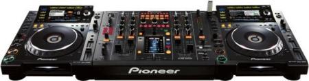 Pioneer DJM-2000, un sueño para DJs
