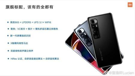 Xiaomi Mi 10 Ultra Zoom 120x Espciificaciones Rumores