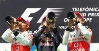 Sebastian Vettel gana un Gran Premio de Europa marcado por la polémica [Actualizado]