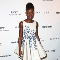 Fiesta fresh faces Marie Claire 2014 Lupita Nyong