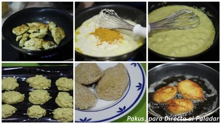 pechugas villaroy curry paso a paso