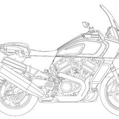 Foto 11 de 16 de la galería patentes-harley-davidson en Motorpasion Moto