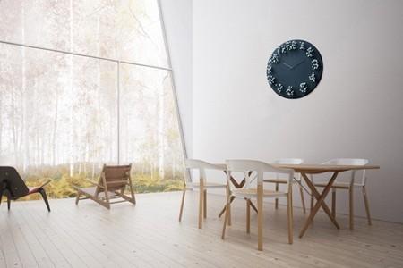 Mocap, un reloj cuyos números se desdibujan