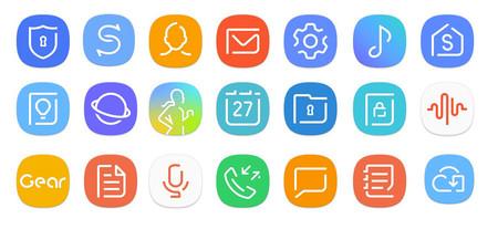 Touchwiz Iconos