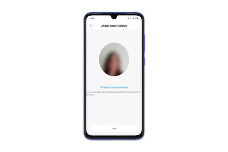 Xiaomi Mi 9 Se Reconocimiento Facial