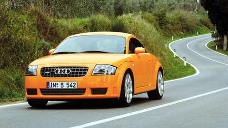 Audi TT 3.2 quattro DSG (2003)