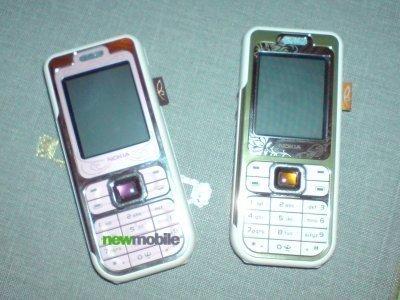 Nokia 7360 rosa