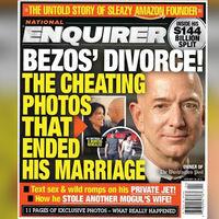 Así es National Inquirer, el medio que ha chantajeado a Jeff Bezos con publicar sus fotos íntimas desnudo