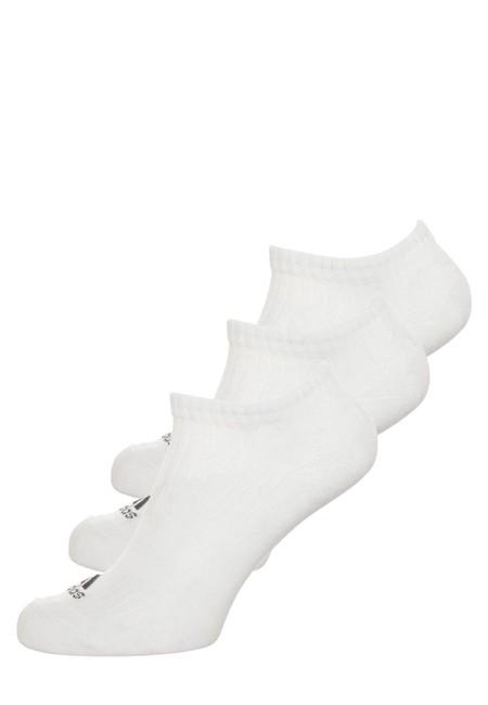Por sólo 4,35 euros podemos hacernos con un pack de 3 calcetines cortos Adidas Performance en Zalando con envío gratis