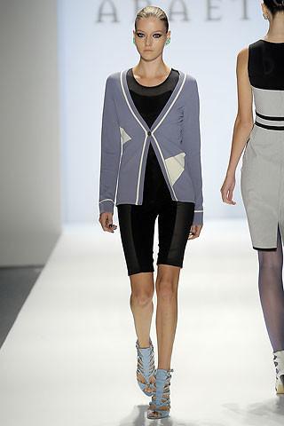 La moda que viene esta primavera 2009: sport de lujo