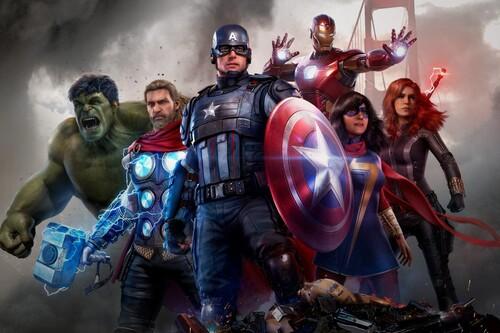Juegos gratis para el fin de semana junto a Marvel's Avengers, Star Wars Squadrons y otras 30 ofertas y rebajas que debes aprovechar