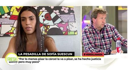 Luis Rendueles Sofia Suescun