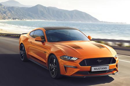 Ford Mustang55: una edición especial V8 para Europa que celebra el 55 aniversario del mítico pony car