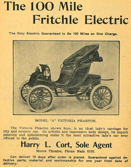 Fritchle Electric 1908