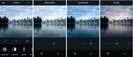 Instagram se renueva en la edición fotográfica con un guiño a VSCO y Snapseed