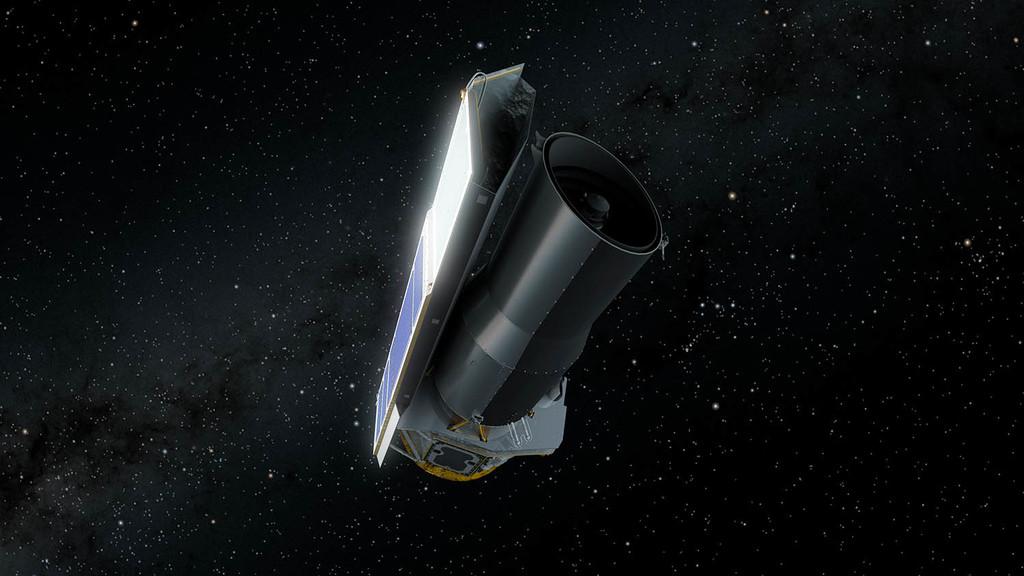 El telescopio espacial Spitzer ha sido desconectado tras 17 años de actividad, dejando un valioso y extenso legado