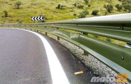 Más de 1.100km de tramos de alto riesgo en nuestras carreteras