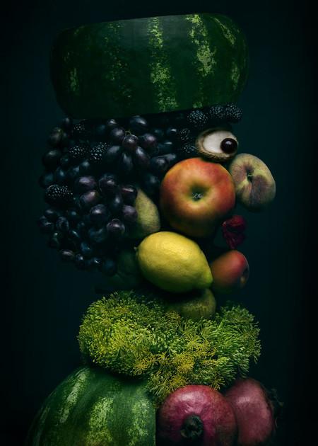 Retratos Frutas 6