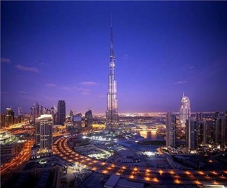 'Burj Khalifa', nueva torre mítica en Dubai