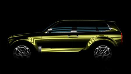 Kia nos adelanta el SUV que presentará en el Salón de Detroit