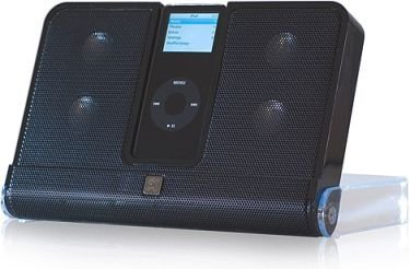 XtremeMac MicroBlast, altavoces para iPod nano
