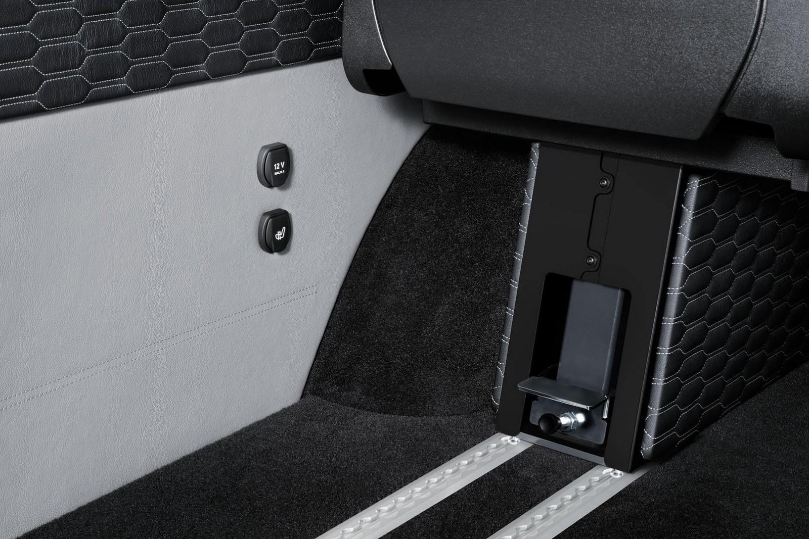 Foto de Brabus Mercedes-Benz Sprinter Conference Lounge (9/15)