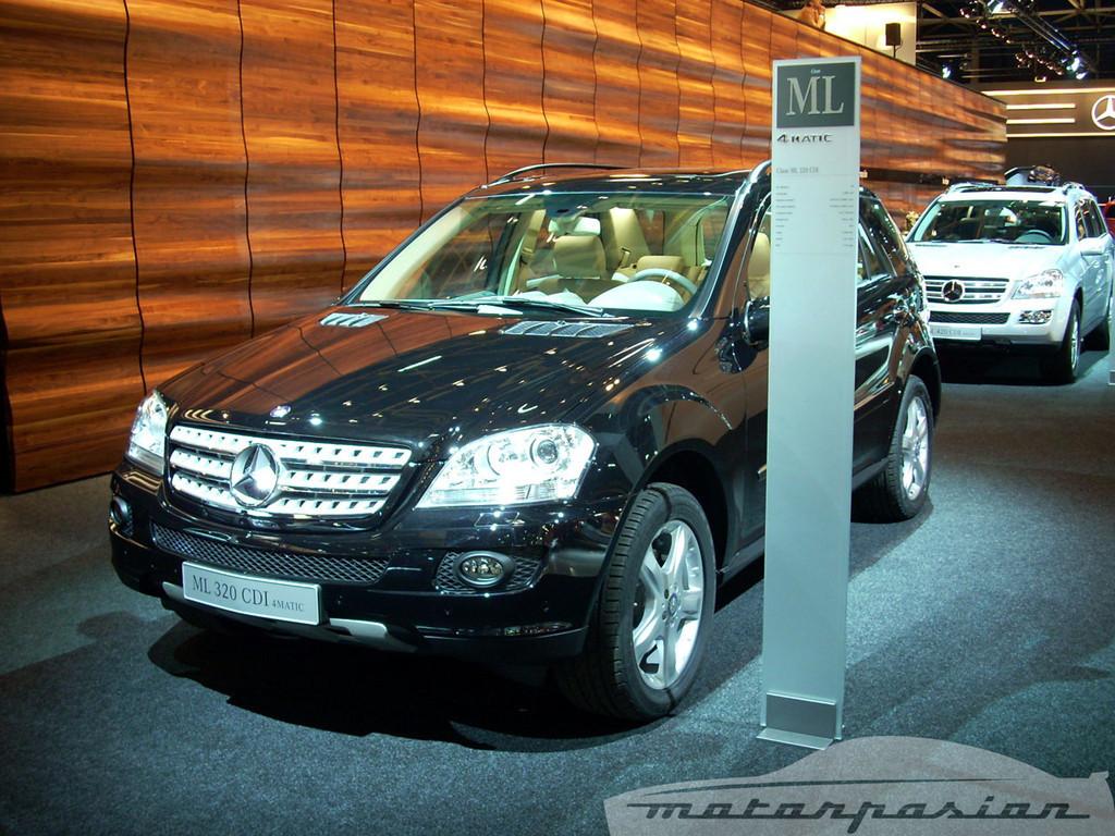 Foto de Mercedes-Benz en el Salón de Madrid (17/40)