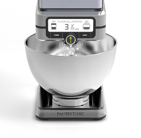 PantryChic, el dispensador inteligente que busca ayudarnos en la cocina