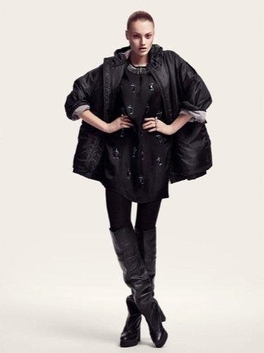 Loobook HM, Otoño-Invierno 2010/2011: todas las tendencias con la nueva ropa de mujer VII