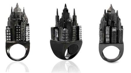 Gotham City en tus dedos