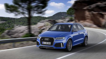 Audi RS Q3 performance: 367 CV para el Q3 más rápido y deportivo