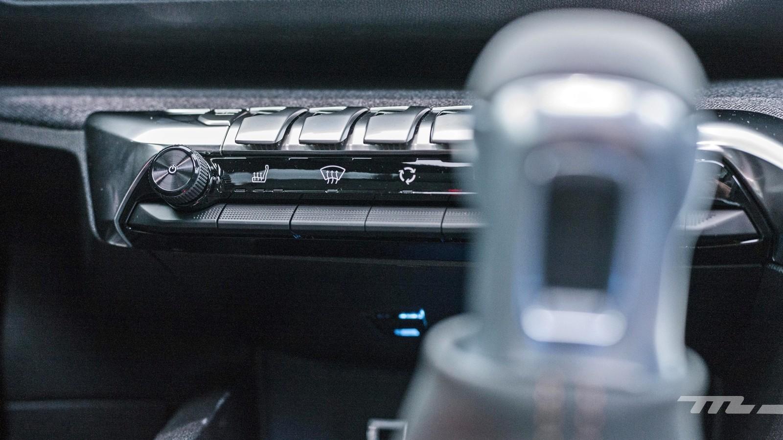 Peugeot 5008 2018, prueba