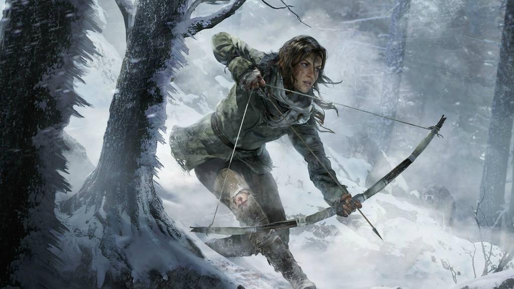 Rise of the Tomb Raider: 20 Year Celebration y Thumper son los nuevos juegos que se unirán a Stadia Pro en enero