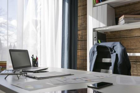Oficina tecnología smart Comodidad, automaticidad y control